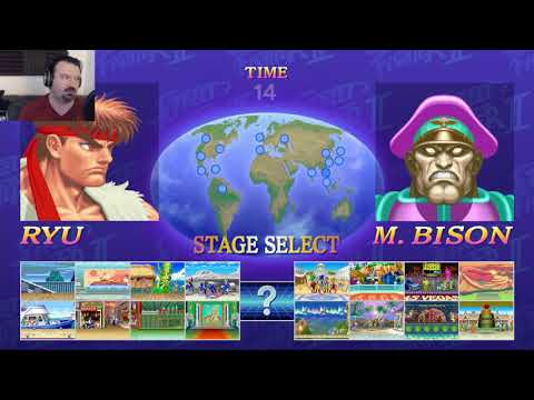 Ultra Street Fighter 2 MP: August 13, 2017 pt26 - DP-Mashing, Input-Dropping MADNESS