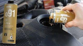 Bizol Oil Life+ o91 Test dodatku do oleju redukującego tarcie