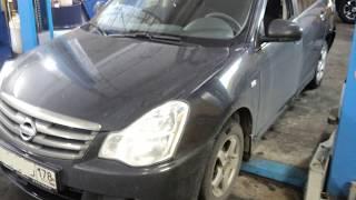 Кузовной ремонт автомобиля Nissan Almera по ОСАГО