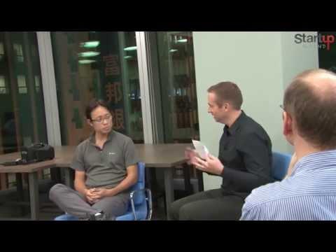 Yat Siu (Outblaze) at Startup Grind Hong Kong
