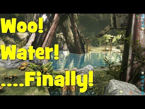 Aberration #2 - Finally got water! ...Man I'm A.D.D...