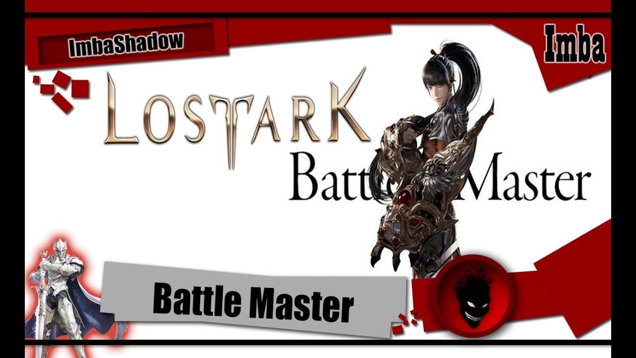 🔥Lost Ark🔥 Боевой мастер (Battle Master)  - ОБЗОР \ БИЛД  \ СОВЕТЫ