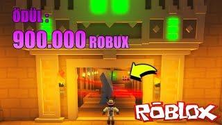 TAPINAK HIRSIZLARI! ( ROBUX YAĞMURU ) - Roblox