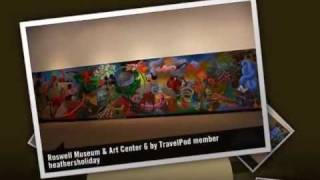 Roswell Museum & Art Center - Roswell, New Mexico, United States