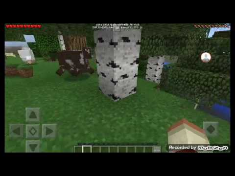 Minecraft Multiplayer Bölüm 1(Android Ener Ile