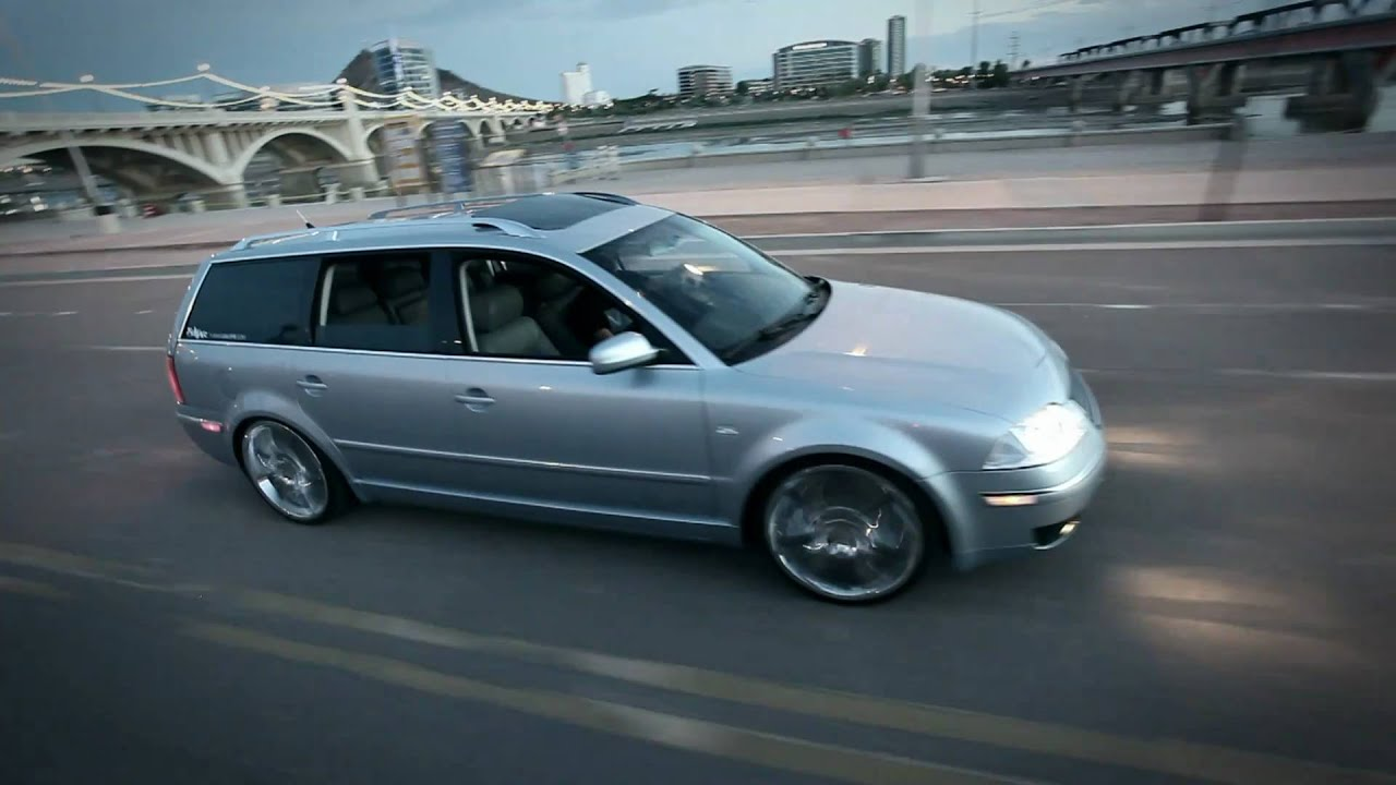 Custom Volkswagen Passat Youtube