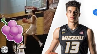 Michael Porter Jr. Shows OFF His Jelly! And Dunk Package! READY FOR THE NBA???