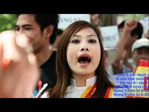 Người con gái Việt Nam - Sáng tác & trình bày: Dzuy Linh