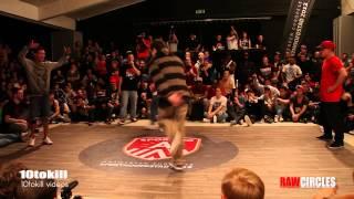 Raw Circles 2013 - Quarter Final - Lagaet & Bruce Almighty (RUS-POR) Vs Kolobok & Gimnast (UKR)