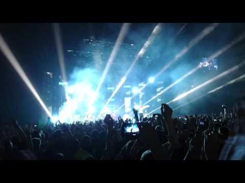 Concert recorded on Z5C. Impressive video stabilization and sound quality. (FullHD)