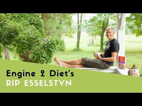 Rip Esselstyn Shares Some Great Updates via Lean Green DAD Radio Podcast!