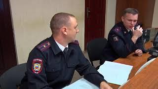 Сюжет День полиции 2017