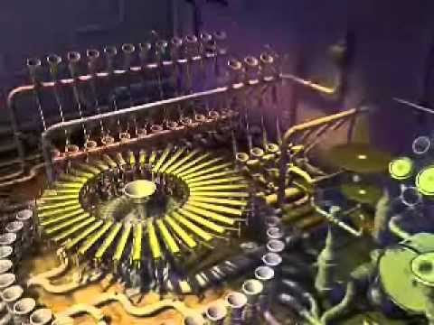 The Amazing Music Machine Not Just A Load Of Balls Youtube