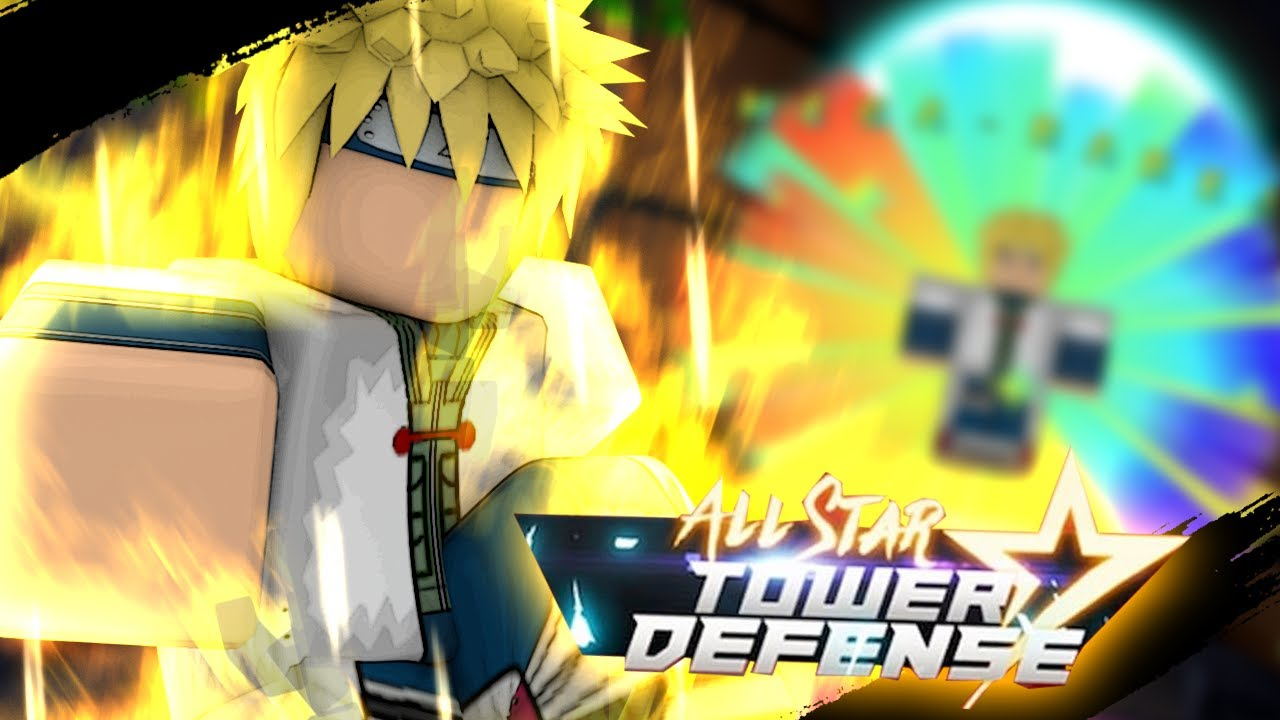 All Star Tower Defense Minato Showcase - YouTube