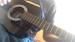 Разбор песни 'Кравц - Обнуляй' на гитаре
