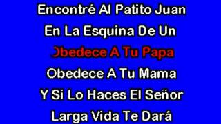 El Patito Juan (Karaoke infantil)