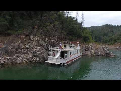 Shasta Lake 2016 4K  (Full Video)