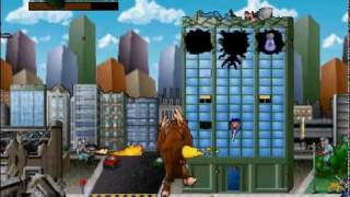 Lets Play Rampage World Tour [8] (Hell-E-Copter)