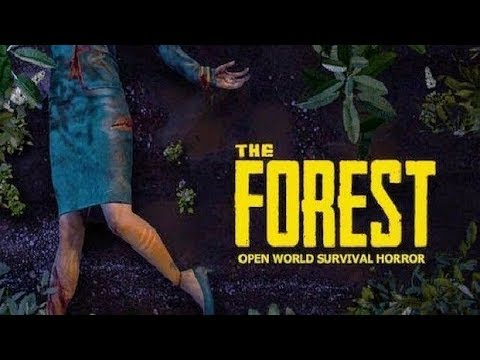【正式リリース】ついに完成した食人族との闘いThe Forest:01