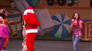 Taline & Santa at The Alex - December 29, 2015
