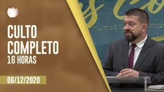 CULTO  VESPERTINO 16H | Igreja Presbiteriana de Pinheiros | IPP TV
