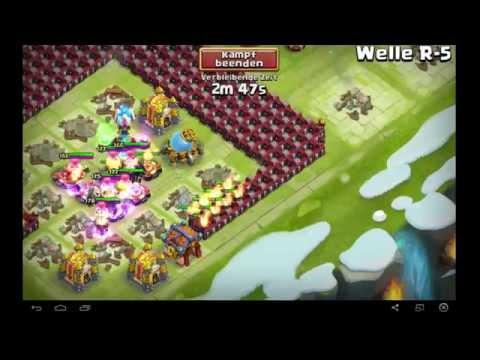 Castle Clash #47 Try To Farm HBM R [1080p]