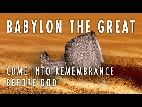 Babylon The Great! Bible Prophecy and WW3