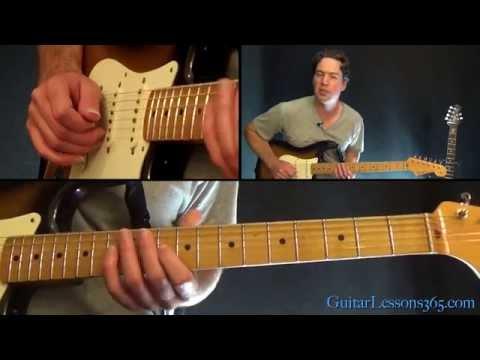Vasoline Guitar Lesson - Stone Temple Pilots