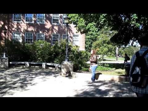 University of New Hampshire # preacher woman