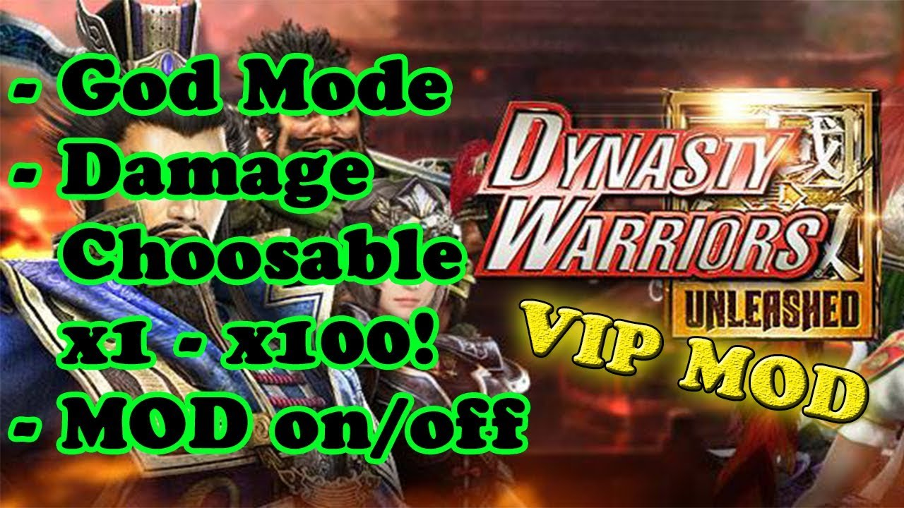 dynasty warriors unleashed mod apk 1.0.26.3