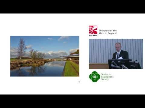 Civil engineering: the agent of social change - Professor Jo