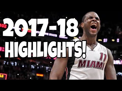 Dion Waiters 2017-18 Highlights!