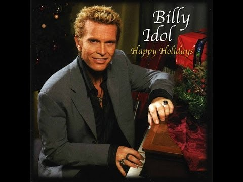 Billy Idol - Yellin' At The Xmas Tree (Music Video)