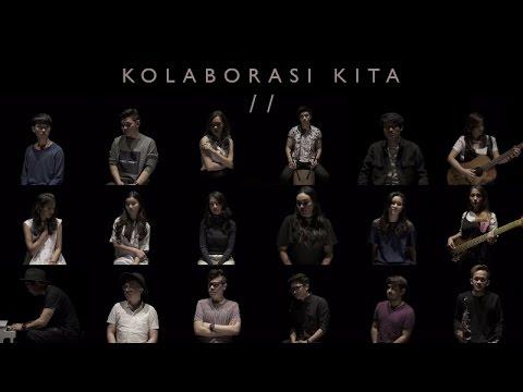 KOLABORASI KITA - INDONESIA'S MUSIC REWIND 2016 (eclat & kreator musik Indonesia)