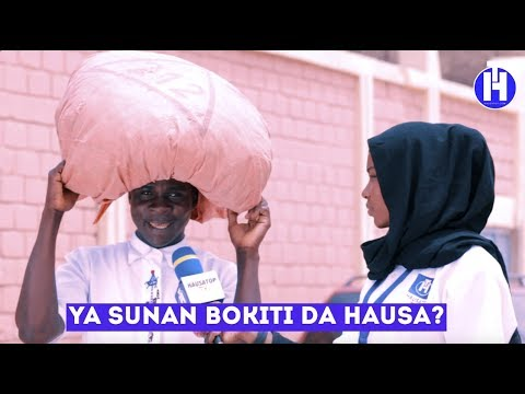 Download Menene Sunan Bokiti Da Hausa? | Street Questions (EPISODE 8)
