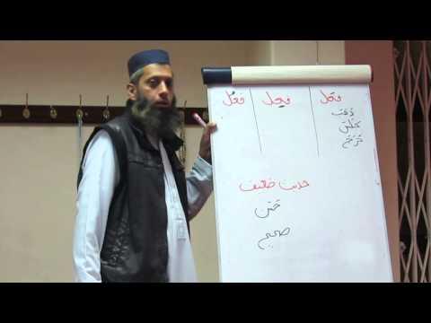 Arabic broken Plurals