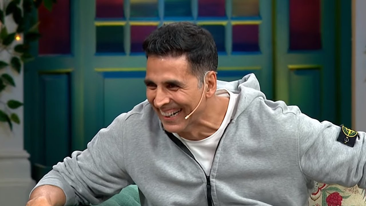 The Kapil Sharma Show - Movie Mission Mangal Uncensored Footage | Akshay Kumar