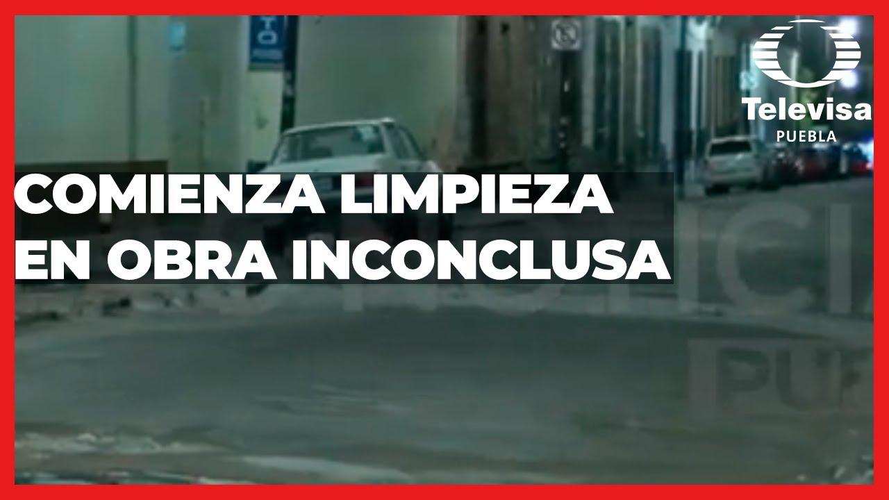 Comienza limpieza | Las Noticias Puebla