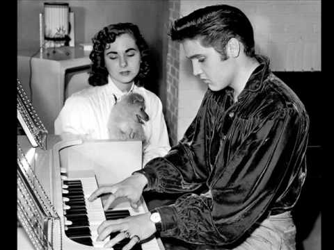 Elvis Presley - Known only to him (take 1 & 2)