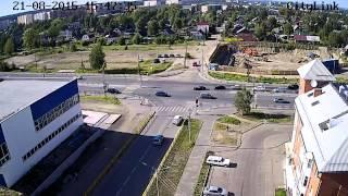 Авария на Чапаева