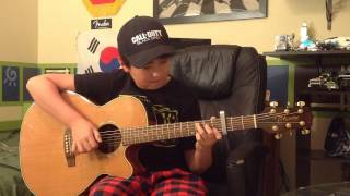Story of My Life - One Direction - Fingerstyle acoustic guitar cover
