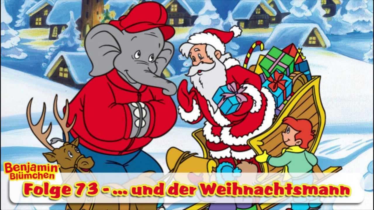 Benjamin BlГјmchen Und Der Weihnachtsmann