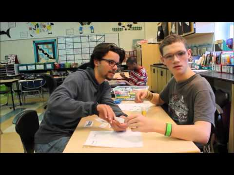 A Day in a Special Education Room- Jared Walls