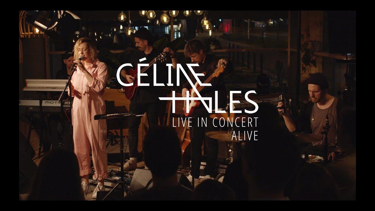 Céline Hales - Alive (Live)