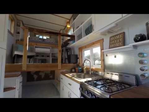 Raw Design Creative - The Homestead Tiny House on Wheels