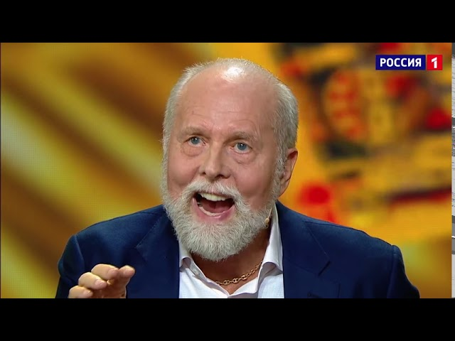 Russia 1 TV Channel Super-Human Incredible People Featuring Richard Turner