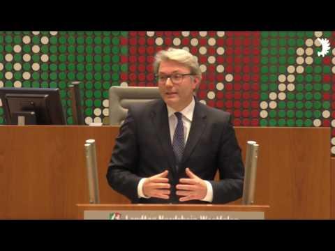 """NRW-Europastaatssekretär Dr. Marc Jan Eumann (SPD):  """"25 Jahre gute Nachbarschaft"""""""