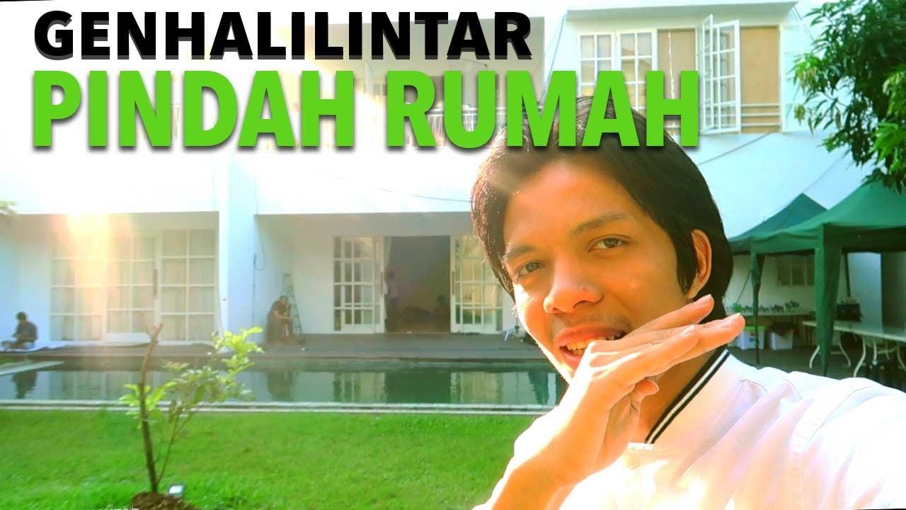 GENHALILINTAR PINDAH RUMAH RamadhanEpisode Wooowwww YouTube