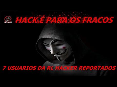 CF AL*  7 usuários da rl hacker REPORTADOS (HD)