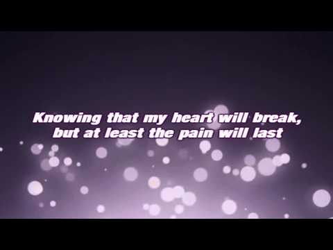 Trading Yesterday - Love Song Requiem - LYRICS